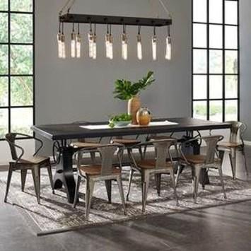 Pretty Farmhouse Table Design Ideas For Kitchen09