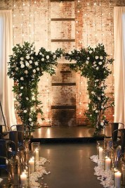 Unordinary Wedding Backdrop Decoration Ideas30