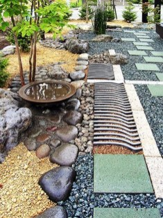 Vintage Zen Gardens Design Decor Ideas For Backyard21