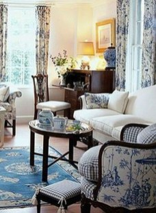 Wonderful French Country Design Ideas For Living Room02