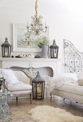 Wonderful French Country Design Ideas For Living Room09