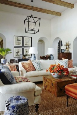 Wonderful French Country Design Ideas For Living Room18