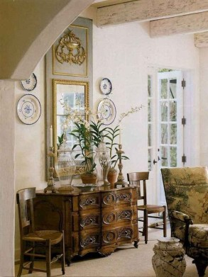 Wonderful French Country Design Ideas For Living Room36
