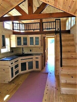 Cute Tiny Home Designs You Must See To Believe16