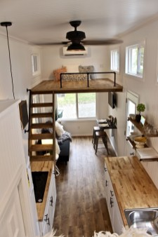 Cute Tiny Home Designs You Must See To Believe31