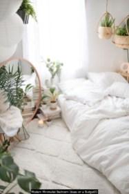 Modern Minimalist Bedroom Ideas On A Budget01