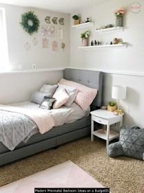 Modern Minimalist Bedroom Ideas On A Budget05
