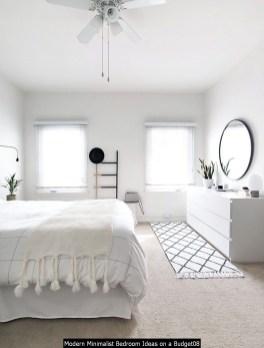 Modern Minimalist Bedroom Ideas On A Budget08