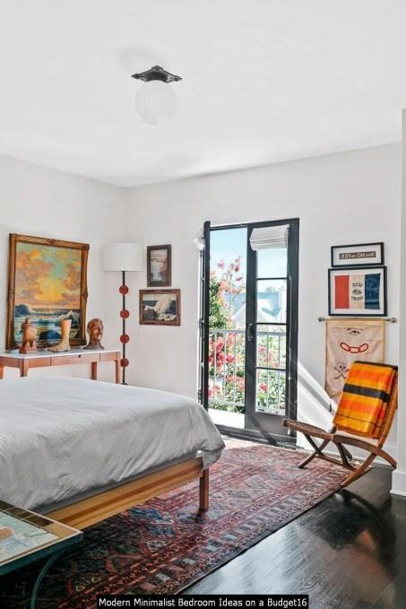 Modern Minimalist Bedroom Ideas On A Budget16