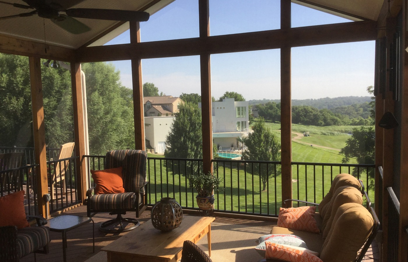 Top 7 Most Stunning Enclosed Patio Designs and Their Costs ... on Inclosed Patio Ideas  id=41982