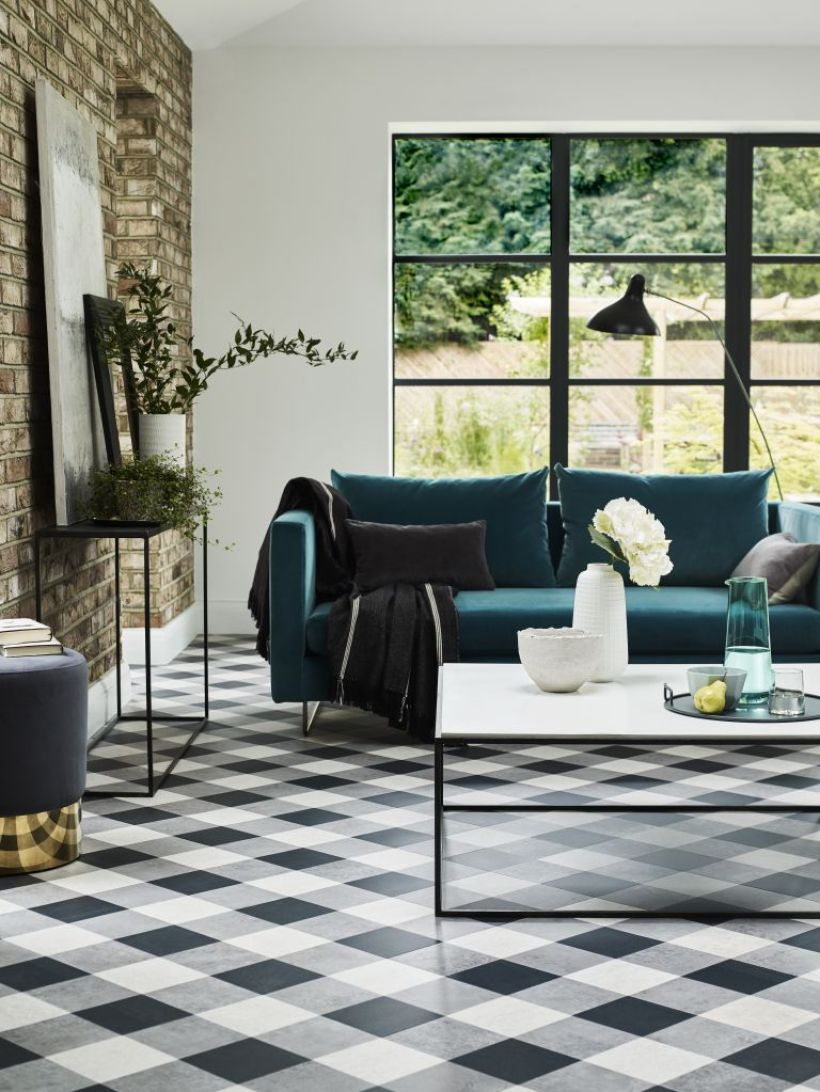 A Petrol Green for Contemporary Style
