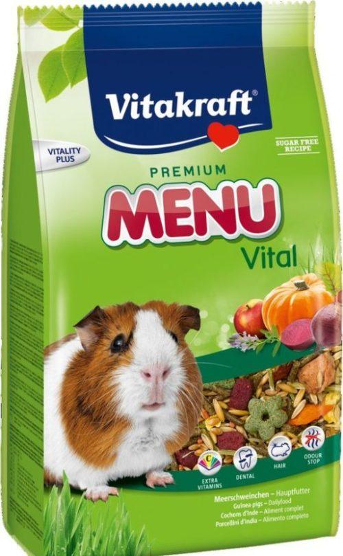 """Mat """"MenuVital"""" för marsvin"""