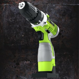 Lightweight Power Drill (Cordless)- PowerPlus- 12V/16V