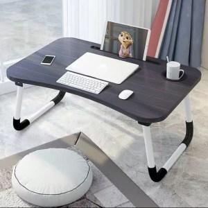 Laptop iPad Portable Table (Black)