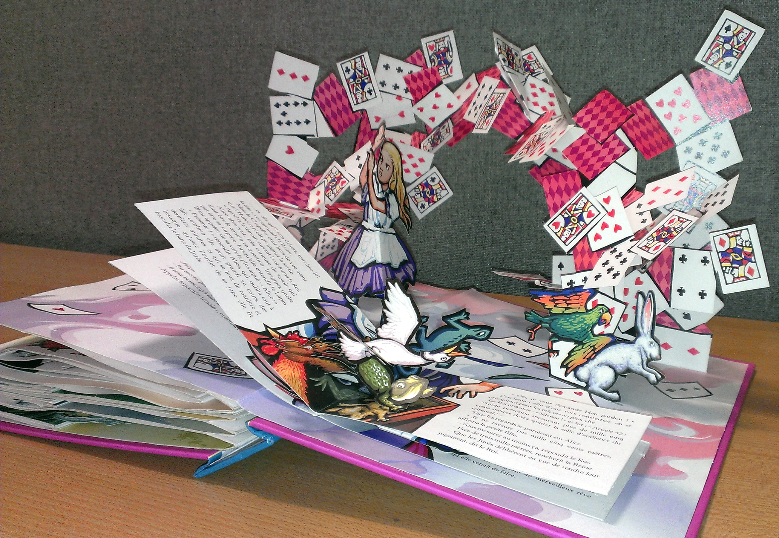 Alice In Wonderland Collection Comes To Homerton Library