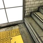 御堂筋線本町駅1番出口の湧水を汲み出していたポンプが消えた《本町速報》