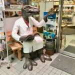 福井県大阪事務所の「恐竜博士」が気になる
