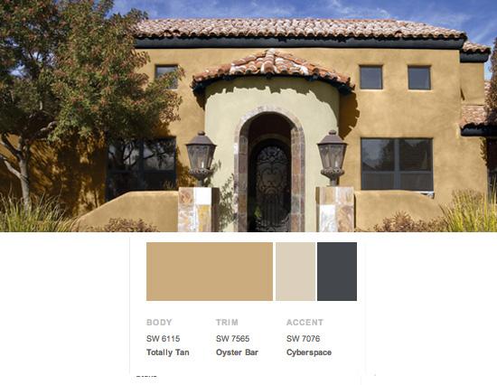 Exterior Paint Colors Part Ii Hommcps