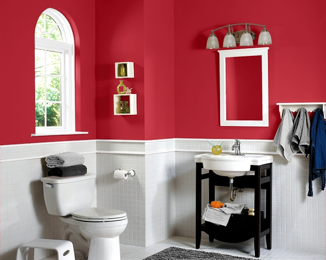 Color Of The Month Sherwin Williams Positive Red Hommcps