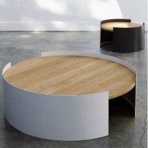 4. Table basse Moon.