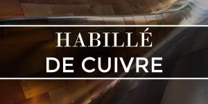 Read more about the article Habillé de cuivre