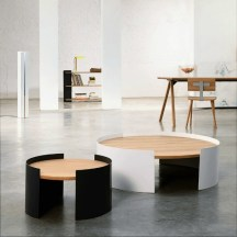3. Table basse Moon.
