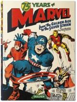 75 Years of Marvel Comics de Roy Thomas