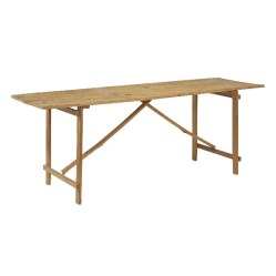 Table de tapissier.