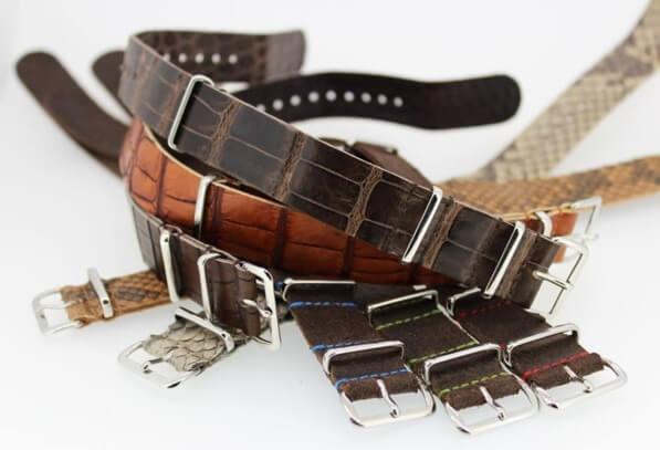Pour des bracelets uniques pour vos montres, l'Atelier du Bracelet Parisien vous propose un vaste choix de cuirs, de tannages, de couleurs, de formes et d'épaisseurs. http://www.abpparis.fr/Notre-concept_a24.html