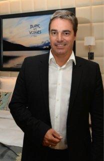 Jean-François Birac PDG de Blanc des Vosges