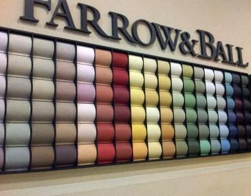 Farrow & Ball au BHV Marais