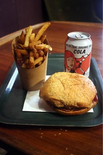 Bioburger, le plus nature