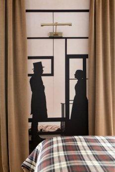 Chambre coup de théâtre superieure Hôtel Monsieur