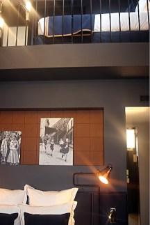 Chambre duplex Saint-Anne Hôtel Square Louvois