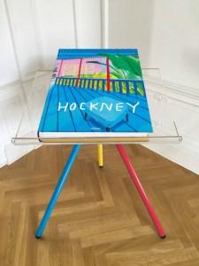 Le Sumo de David Hockney
