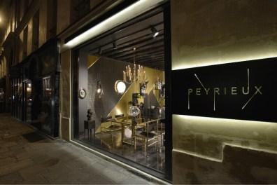 Découverte à la boutique Peyrieux