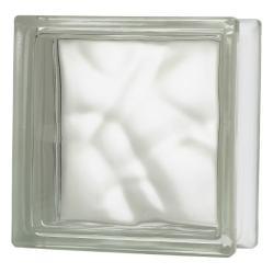 8. Brique en verre, Leroy Merlin.