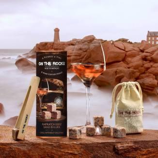6 pierres à vin, On The Rocks.