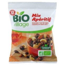 Mix apéritif, Bio Village.