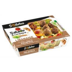 Salade Libanaise, Sodebo.