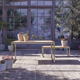 Table de jardin Arno, Tikamon.