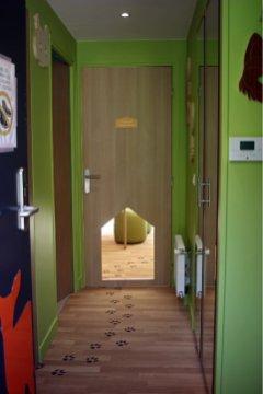 Le cottage Animaux de la Forêt.