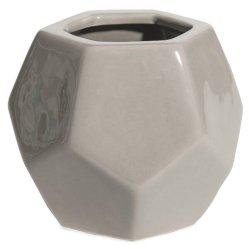 7. Vase Facette, Maison du Monde.
