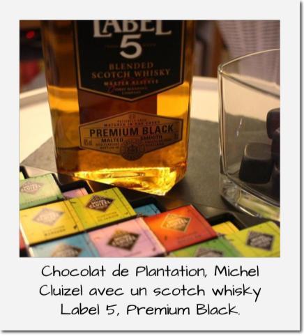 Label 5 + Michel Cluizel