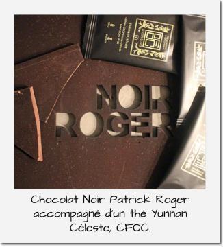 Patrick Roger + CFOC