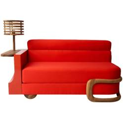 1. Love Seat Convoitise, Rouge Absolu.