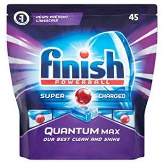 Quantum Max, Finish Power Ball.