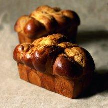 Brioche moulée nature, Boulangerie Paul.