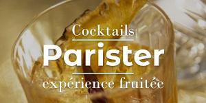 Bar du Parister, expérience fruitée