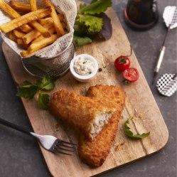 Fish & Chips note de Malt